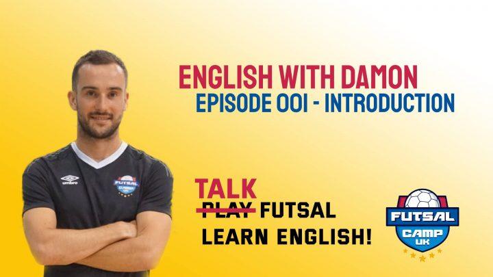 English with damon 001