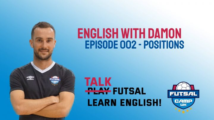 English with Damon episode 002