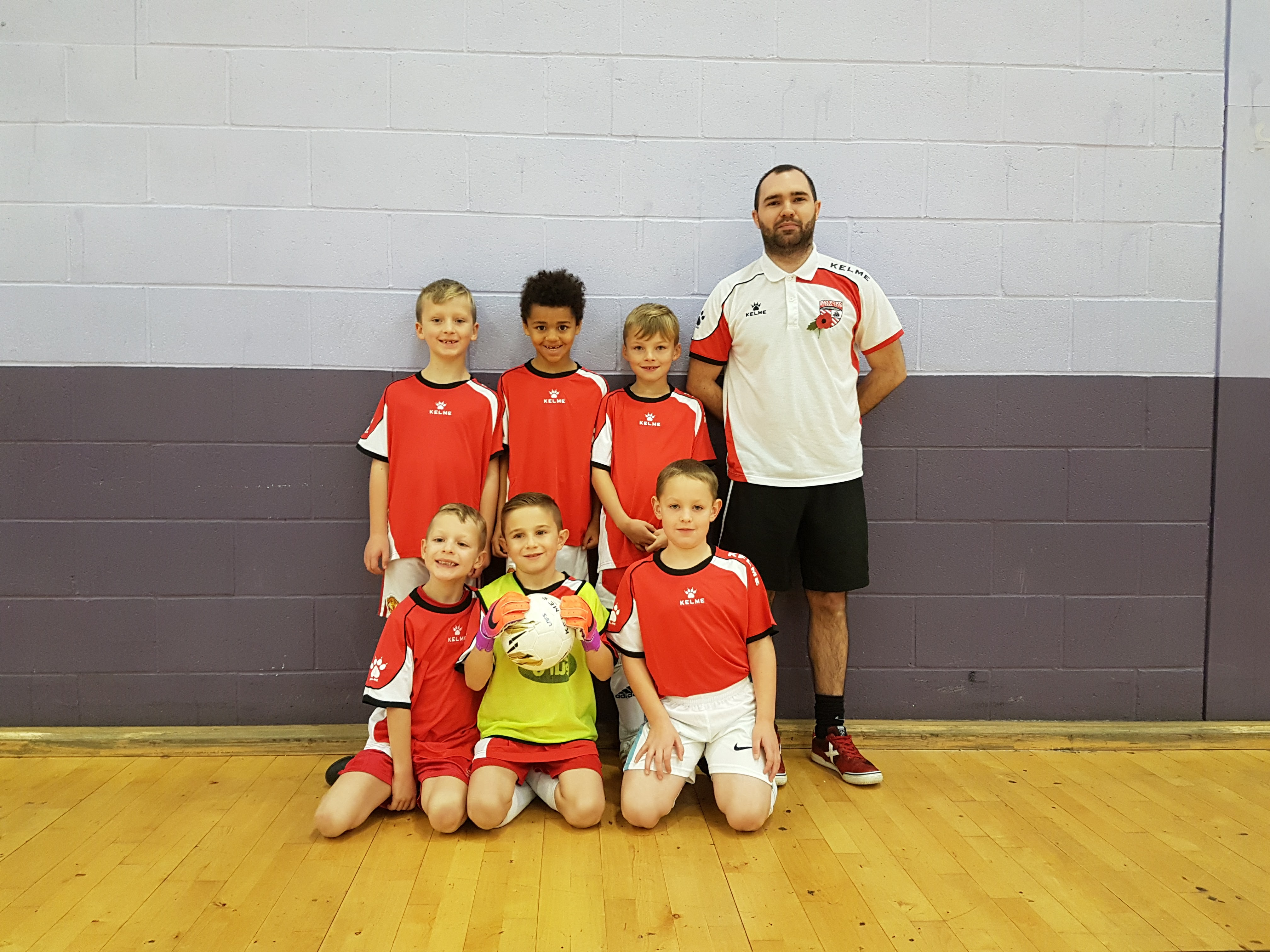 The Futsal Indy / Salford Futsal Club