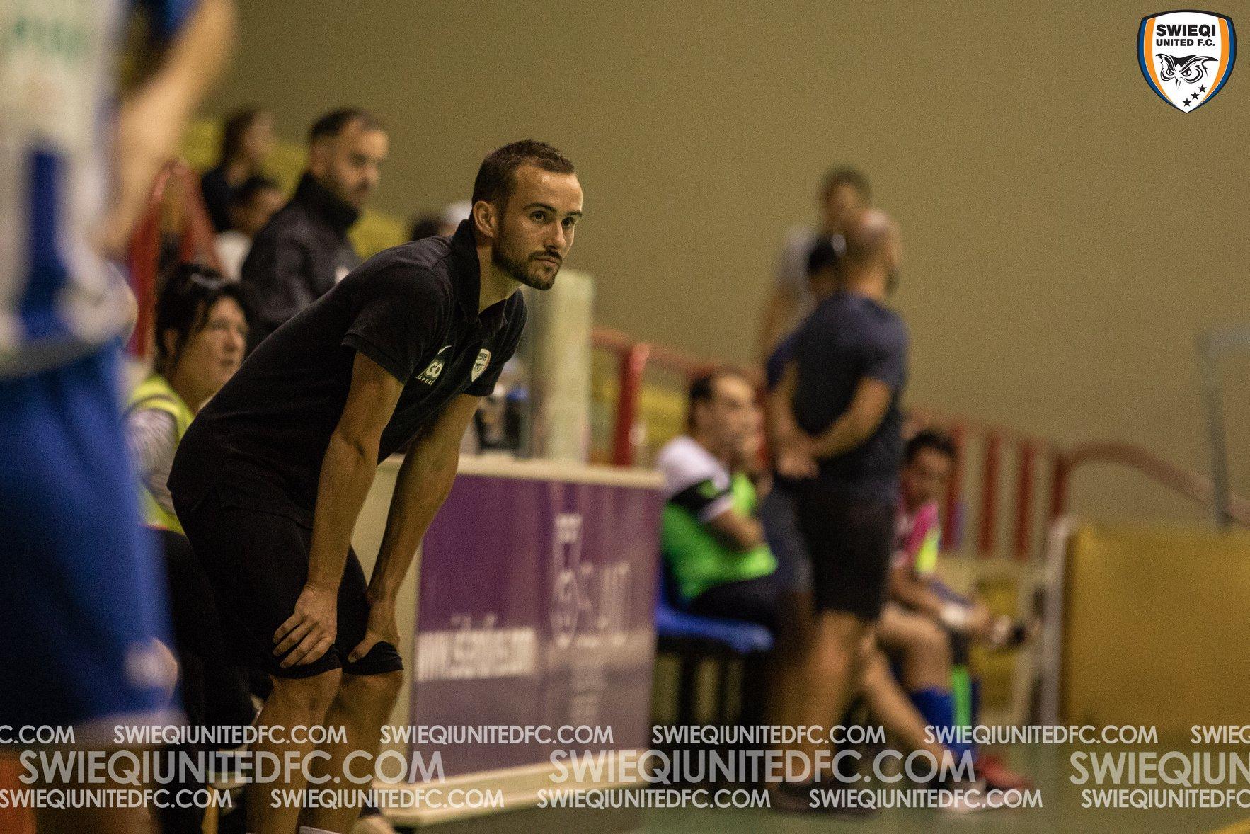 Futsal match routine 2