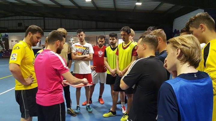 Trial: Advice for a futsal trialist