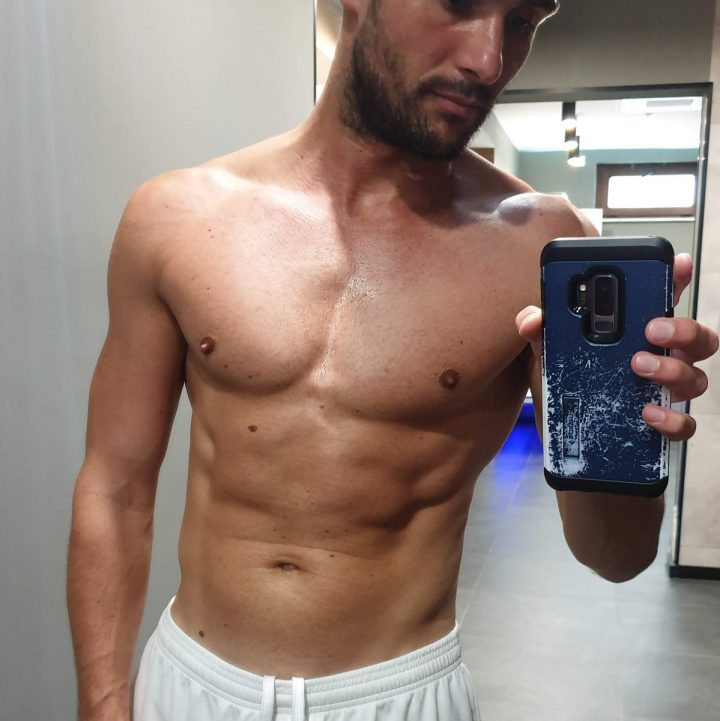 Intermittent fasting got me in my best shape