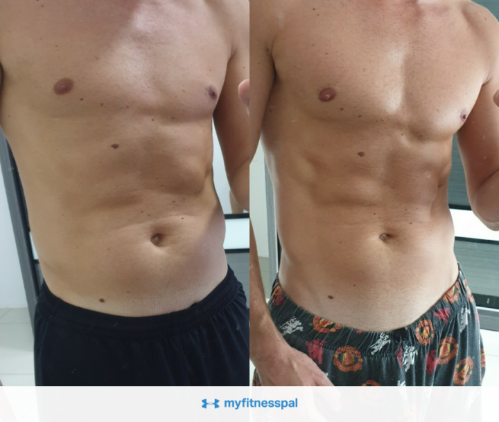 Shred fat and tone up in 6 weeks