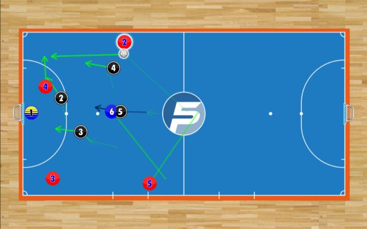 Defending fly goalkeeper: basics